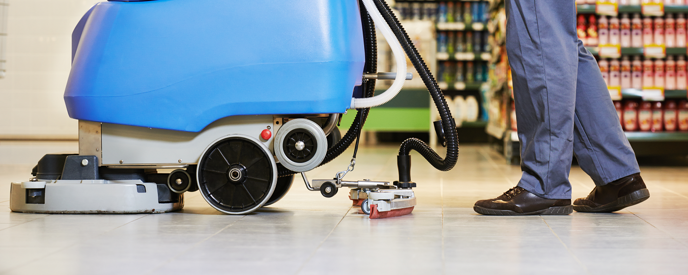 Floor Cleaning On-Demand: Stripping, Waxing & Maintenance Services
